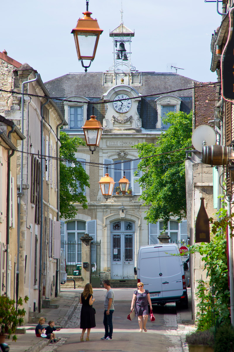Chablis Ville Photos